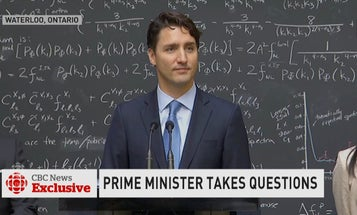 Canada's Prime Minister Knows A Thing Or Two About Quantum Computers