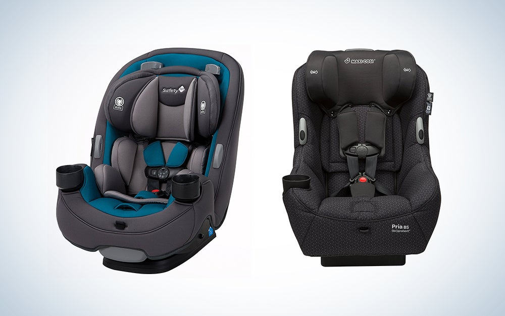 Maxi-Cosi and Safety 1st car seats