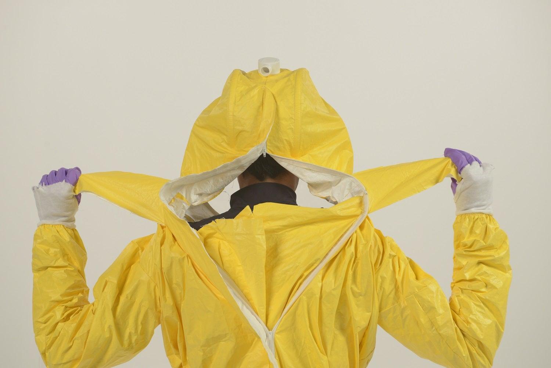 SXSW 2015: Finally, An Ebola Suit That Isn't Miserable To Wear