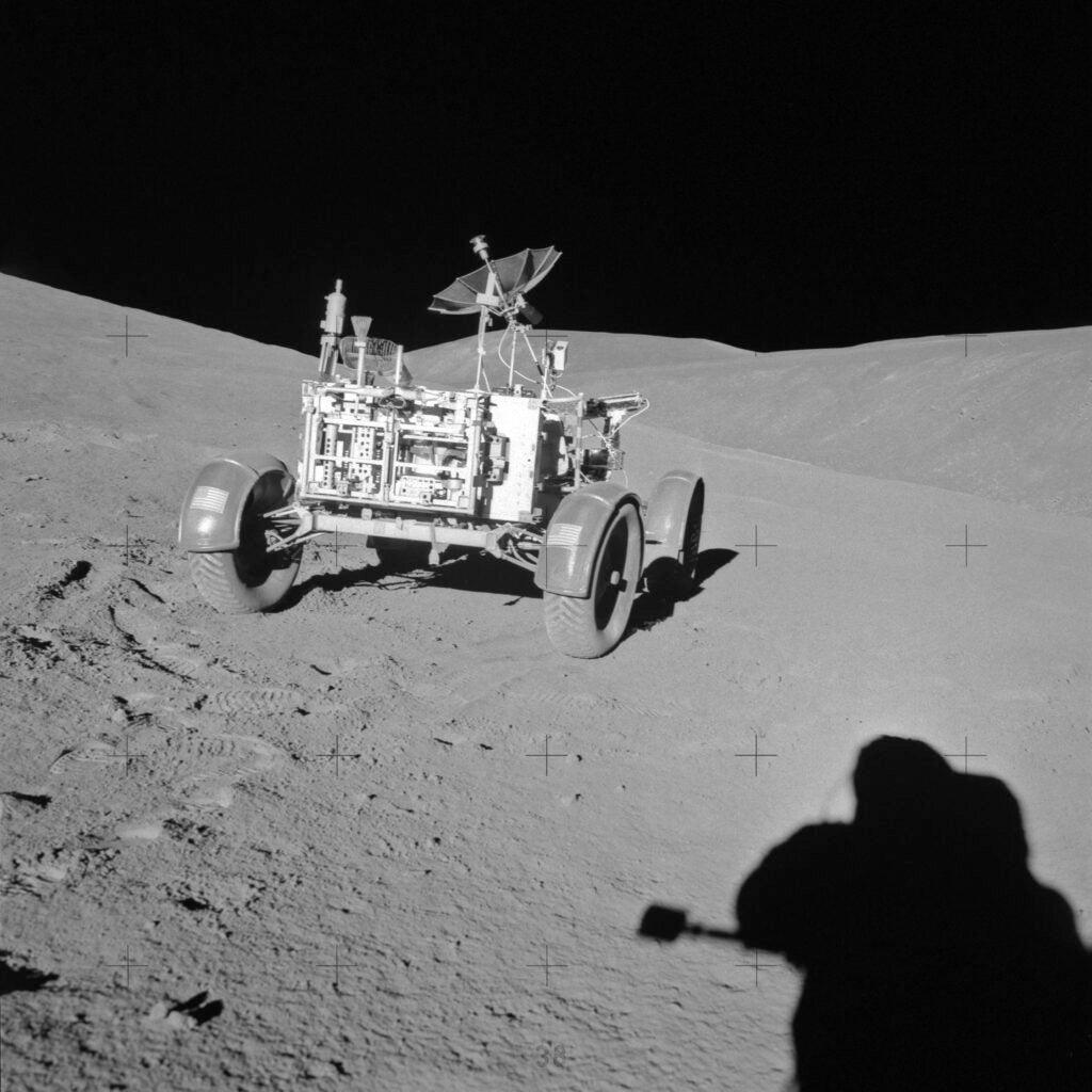 Lunar Roving