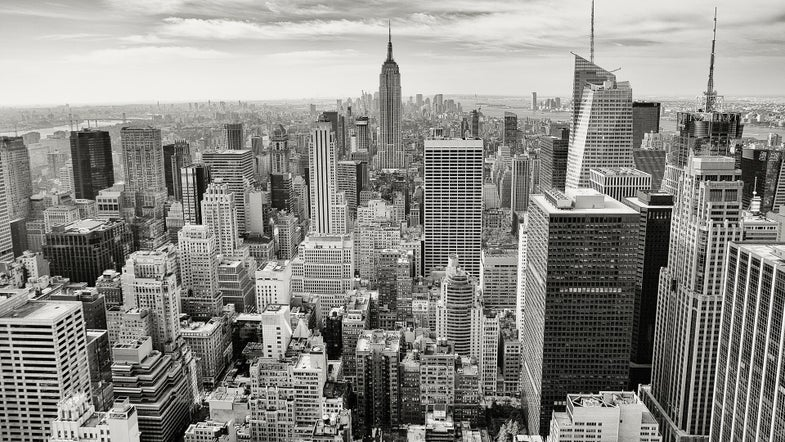 This is what New York City sounded like over 400 years ago