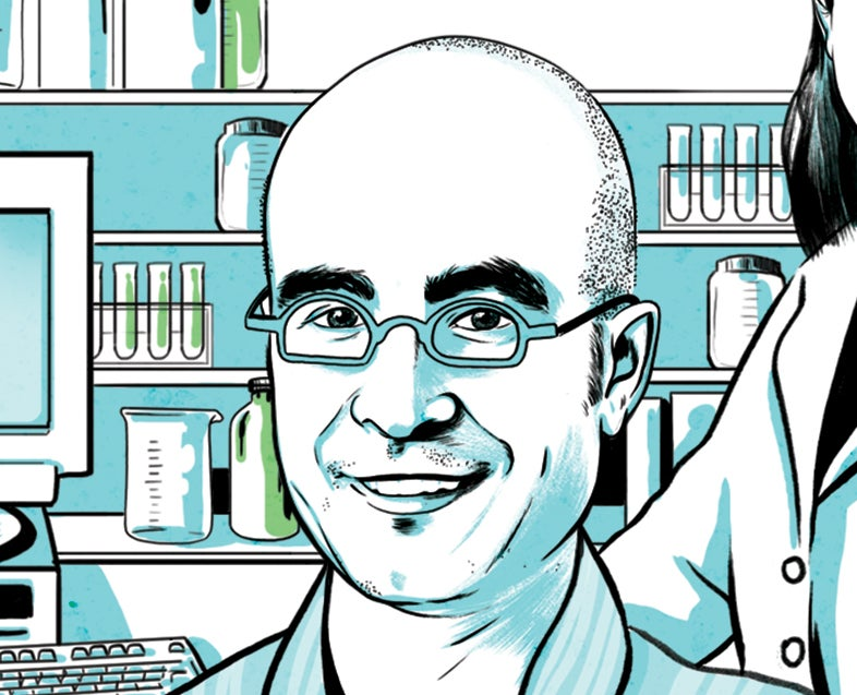 Meet Pedro Reis, The Engineer Who Finds Strength In Flaws