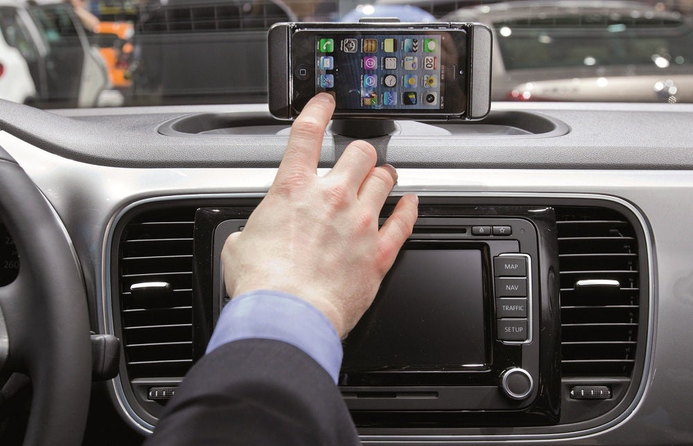 Should Automakers Get Out Of The Infotainment Business?