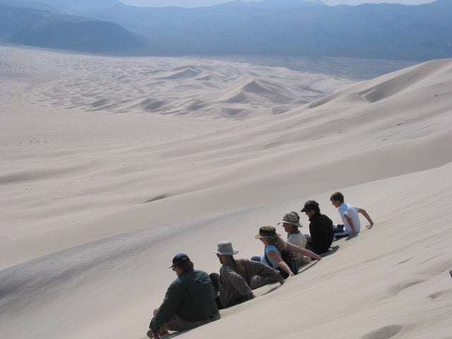 Why Dunes Sometimes 'Burp' And 'Boom'