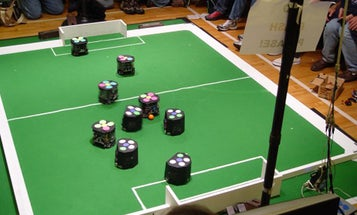 A New Physics-Based Algorithm Gives Footballing Bots the Power of Prediction
