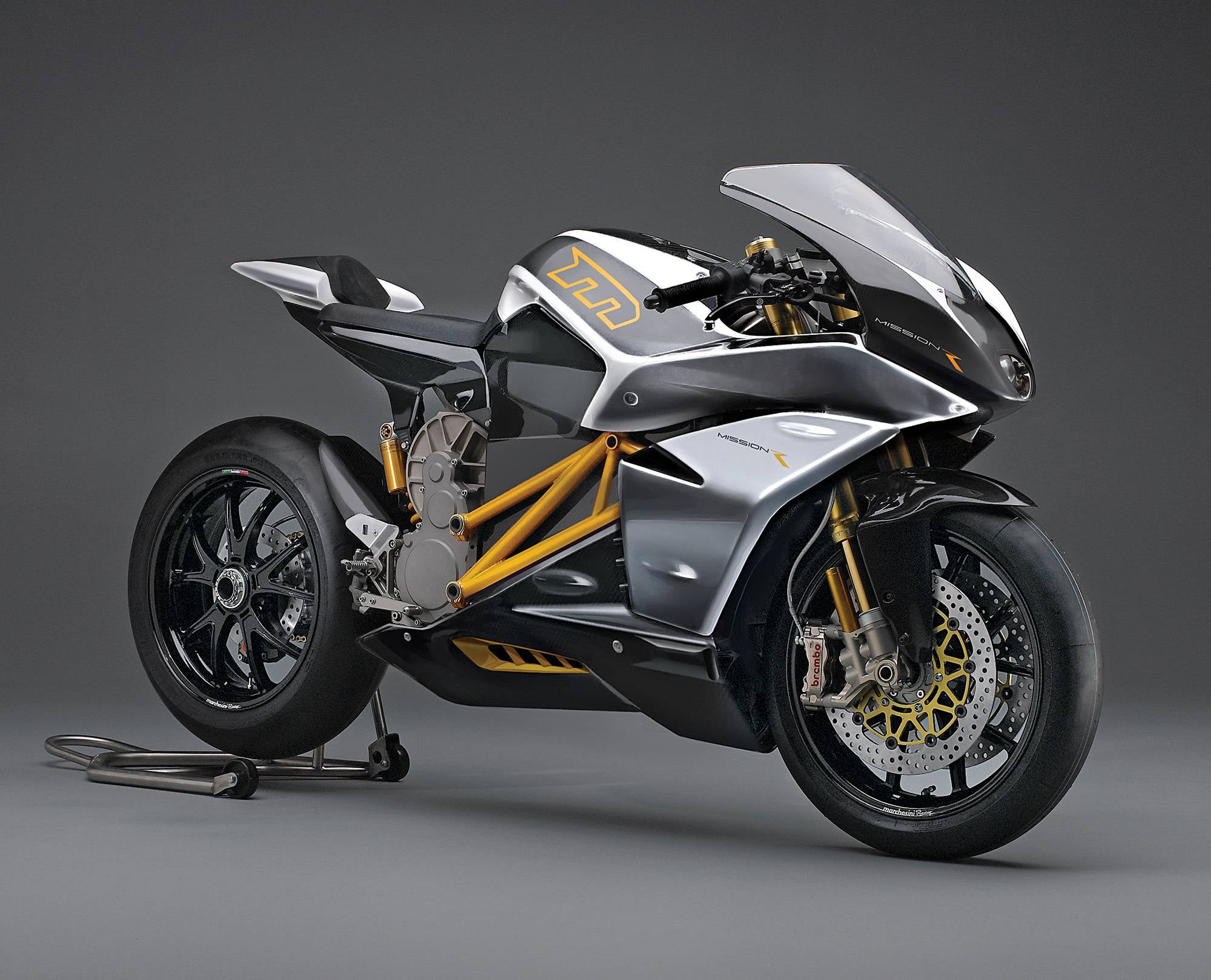 This Is The Fastest Zero-Emission Motorcycle