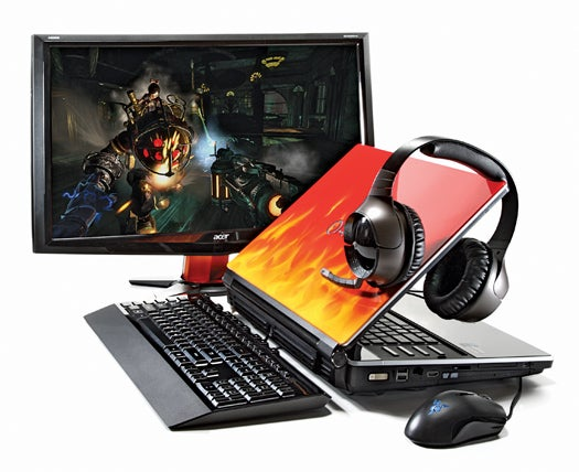 Power Players: Gaming Gear as Fast as Your Reflexes