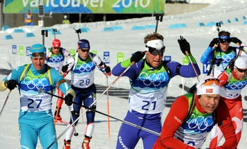 Athletes with asthma tend to do better at the Winter Olympics