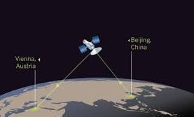 China's Quantum Satellite Could Change Cryptography Forever