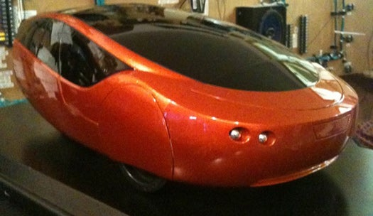 Urbee Is the First Car Made By a 3-D Printer