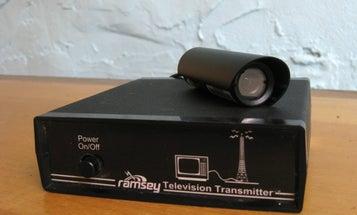 Kit Pick: A Rugged TV Transmitter Kit