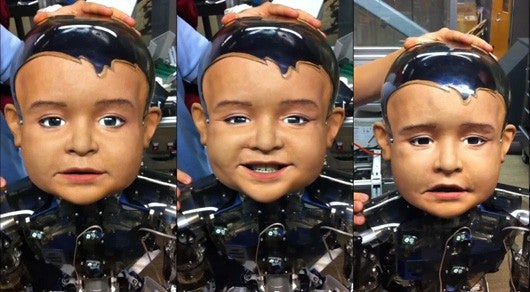 Meet Diego-San, The Humanoid Robot Toddler