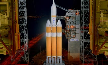 Scrubbed! Glitches Push NASA To Delay The First Flight Of Orion