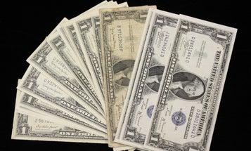 A Machine That Sniffs Out American Cash