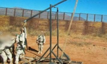 Mexican Authorities Seize Homemade Marijuana-Hurling Catapult At The Border