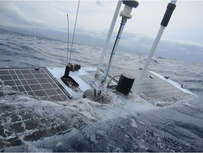NOAA's New Storm-Chasing Robot Survives Sandy And Reports Back