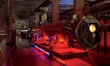 Can This Machine Rescue Physics?