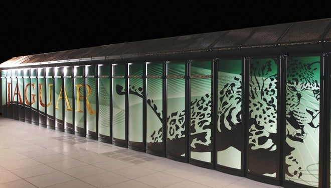 New Jaguar Supercomputer Outruns IBM's Roadrunner as World's Fastest