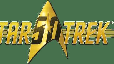 Star Trek 50 logo