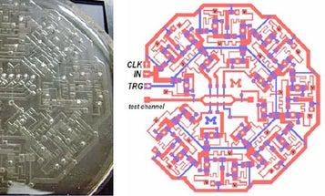Air-Driven Microprocessor Runs on Hand-Pumped Power