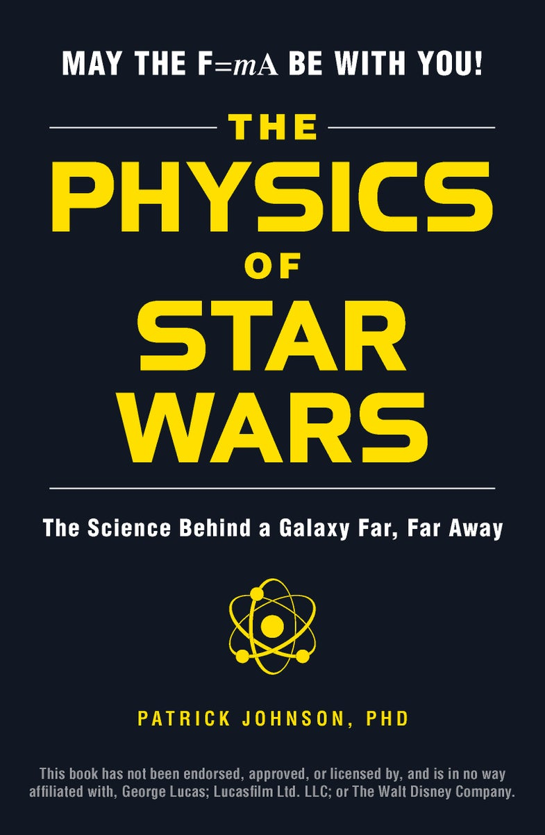 The physics keeping Star Wars' Cloud City afloat