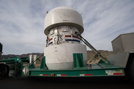 New Magnet-Powered Monitor Installed In Nuke Waste Sites Could Survive 100 Years