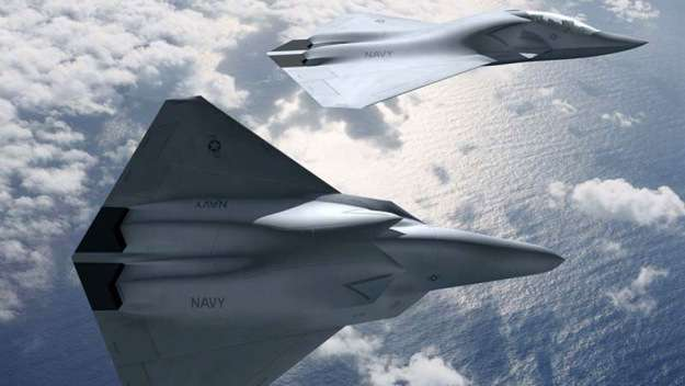 Boeing Concept For 6th Generation Fighter