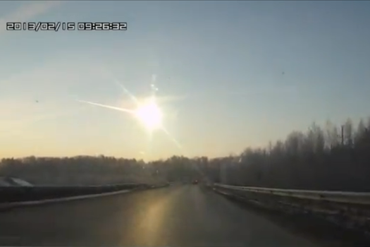 Astronomers: Russia's Meteorite Is Not Related To Today's Near-Earth Asteroid Fly-By