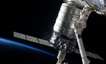 Watch Orbital ATK's Cargo Ship Deploy From The Space Station Before Burning Up In The Atmosphere