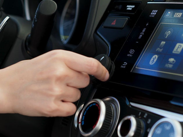 Muse Auto lets you ask Alexa from behind the wheel