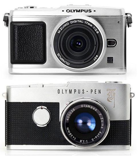 Retro-Futurism: Olympus's New Rangefinder-Inspired Digital Camera
