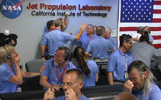 NASA Employees Have Highest Job Satisfaction In Federal Government