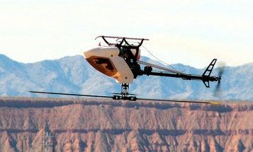 It's a Bird, It's a Plane, It's… a Self-Piloting Helicopter!