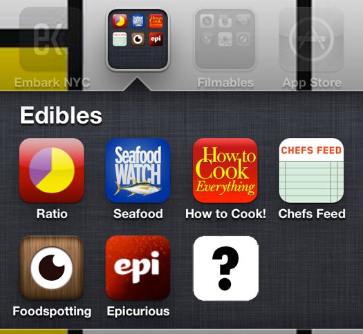 Six Food Experts Tell Us Their Favorite Food-Related Apps