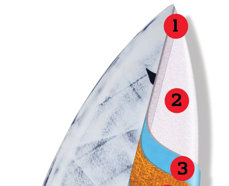 Engineering The Perfect Surfboard
