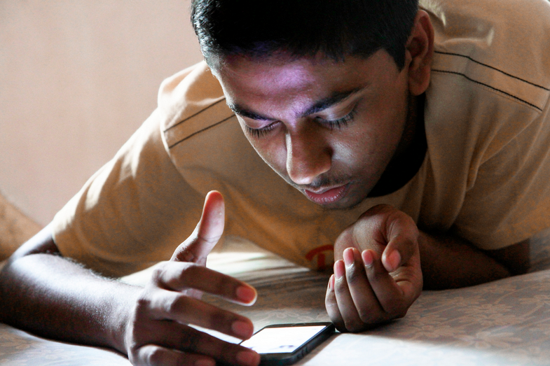 Smartphone App Can Detect When You're Bored