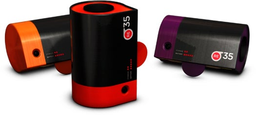 Bright Idea: USB Cartridge Could Let Any 35mm Film Camera Shoot Digital