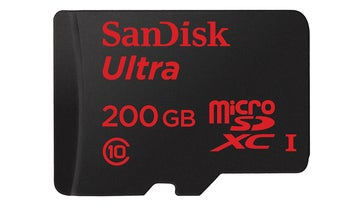 Sandisk's 200GB MicroSD Card Will Turn Android Phones Into Portable Hard Drives
