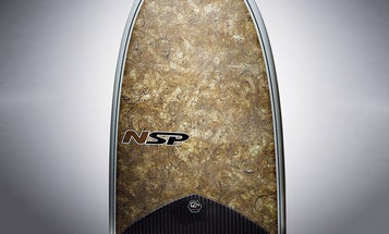 Coconut Husks Make For A Stronger, Lighter Paddleboard
