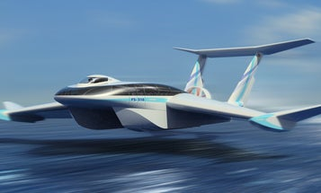 This Ship Is A Hovercraft Until It's An Airplane