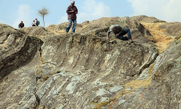 Work on the Edge of the Earth's Plates at CalTech's Division of Geological and Planetary Sciences