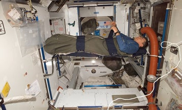 Scientists are trying to figure out how to keep bacteria from running rampant on space missions
