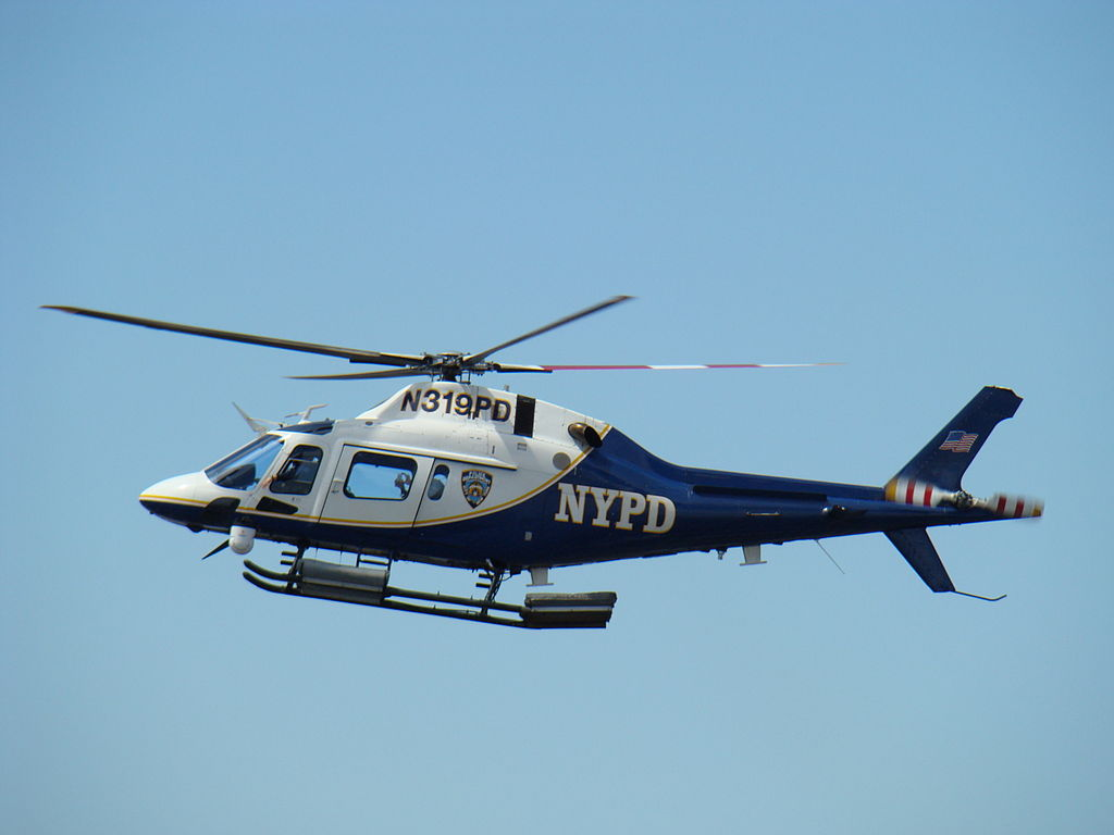 NYPD Flew Helicopter At Drone, Not Vice Versa, Recording Confirms