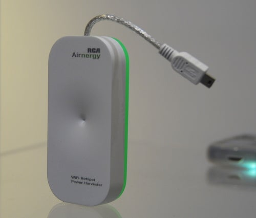 RCA Airnergy Pulls Power From Thin Air, Charging Your Phone With Ambient Wi-Fi Signals