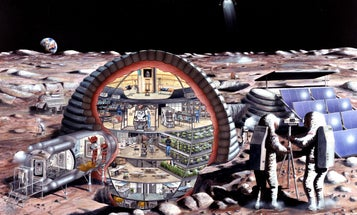 NASA Wants New Designs For Ways We Could Live In Deep Space