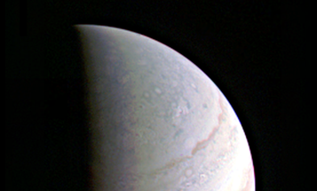 Juno Made Its Closest Jupiter Flyby Yet