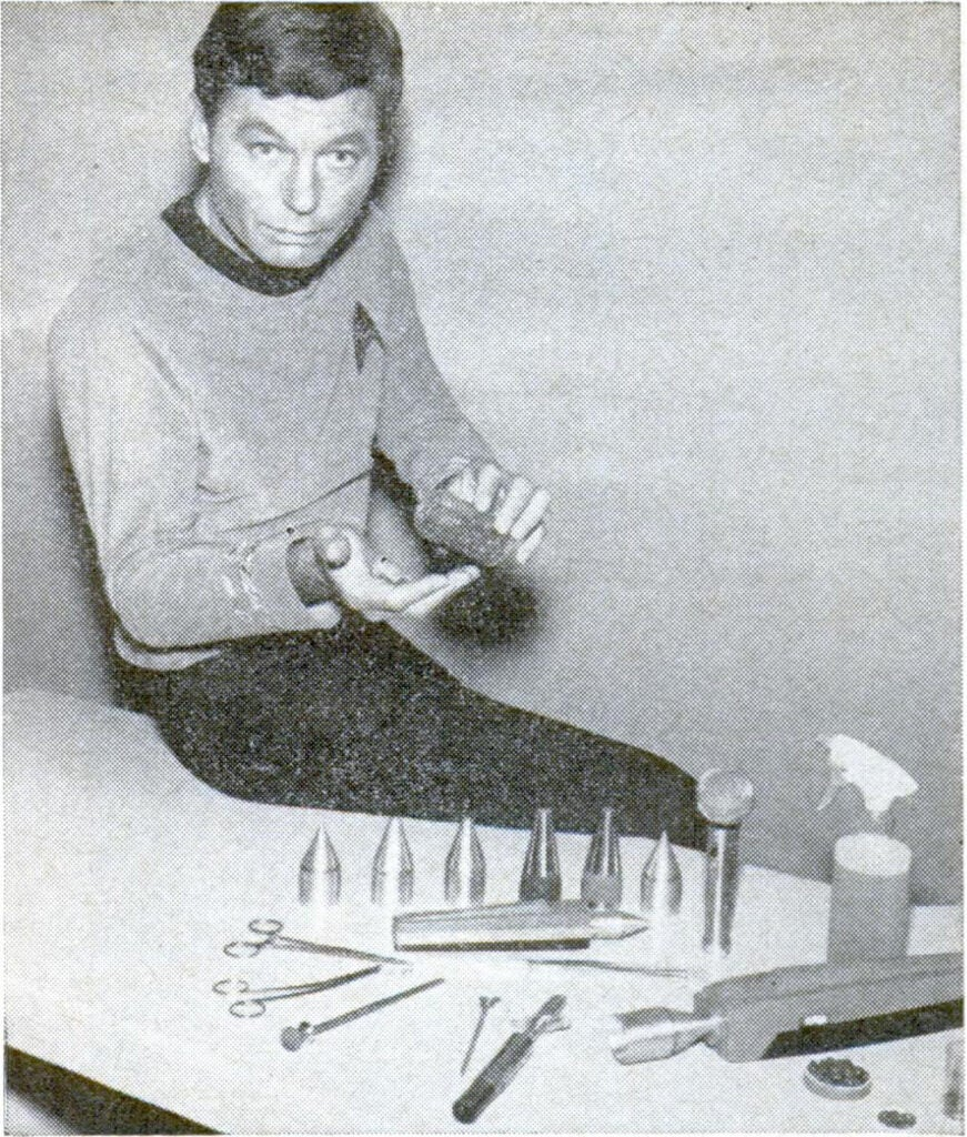 Star Trek Dr. McCoy