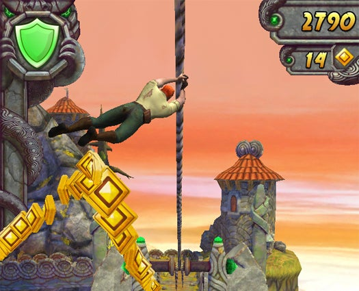 Temple Run 2, Sequel To The Super-Popular Mobile Game, Is Out