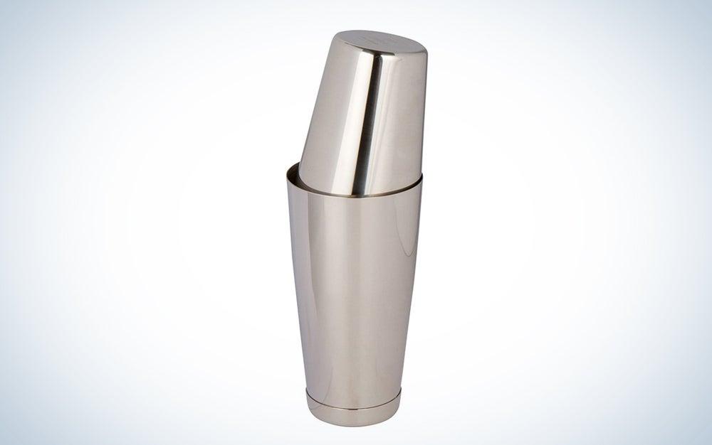 Stainless Steel Boston Shaker