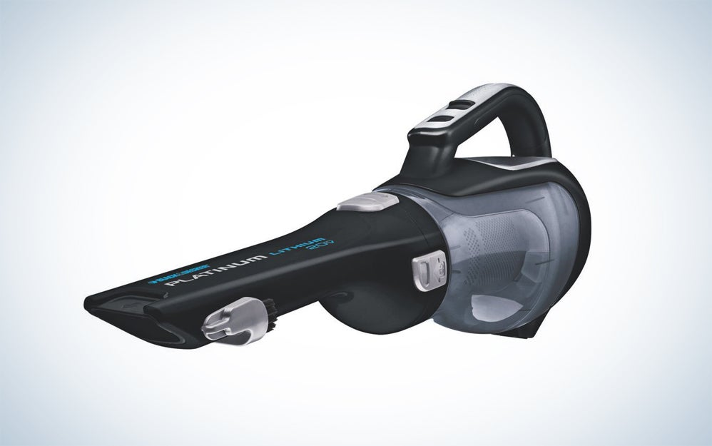 A $45 handheld vacuum and other deals happening today